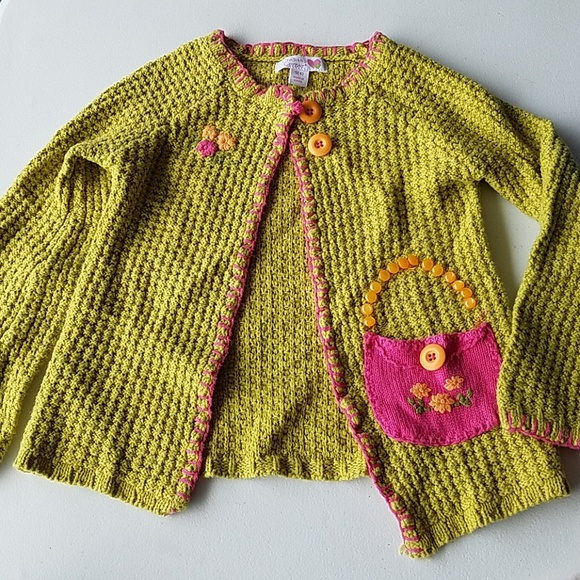 Chelsea's Corner Other - Adorable girls cardigan